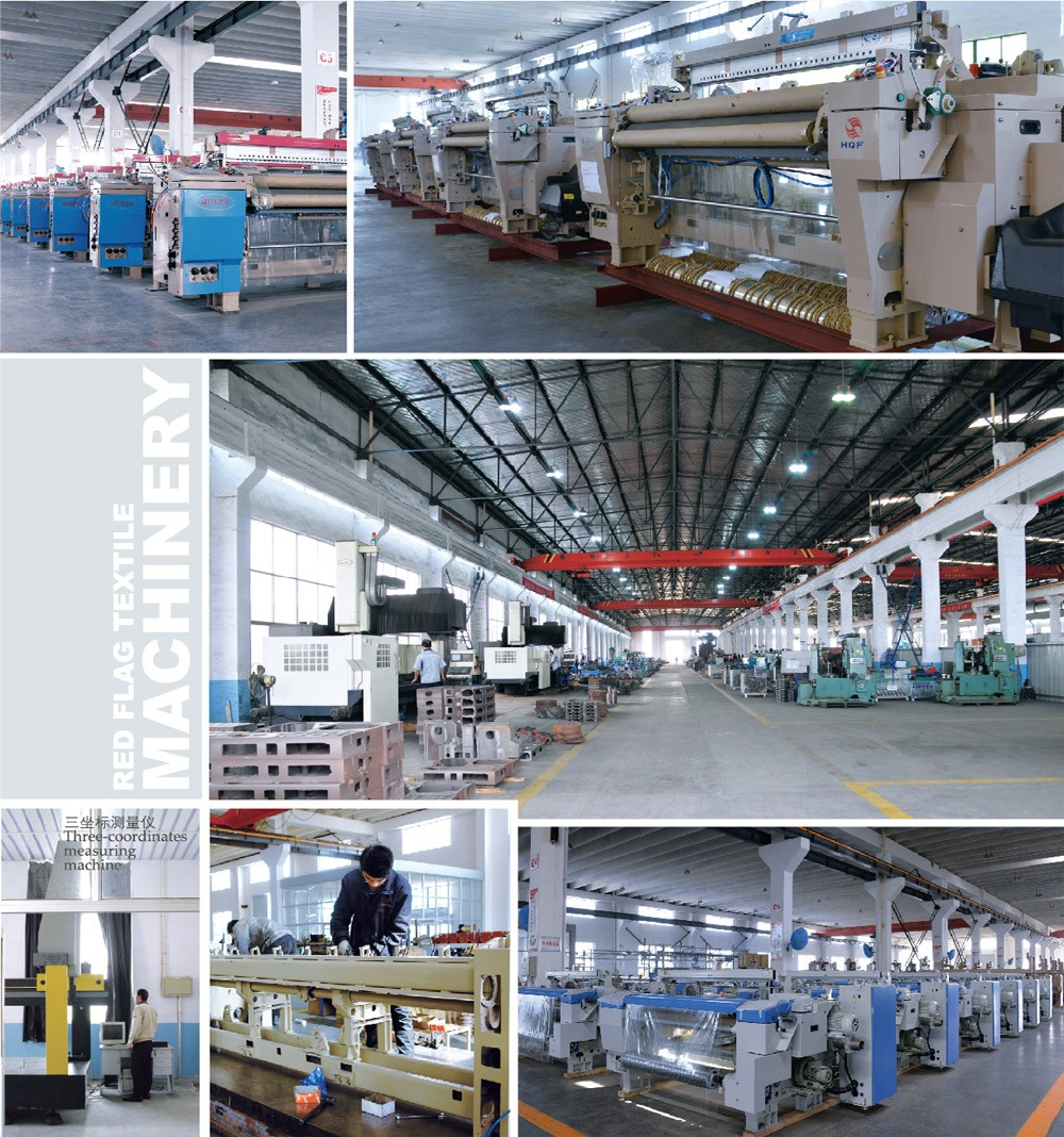 Red Flag Textile Machinery